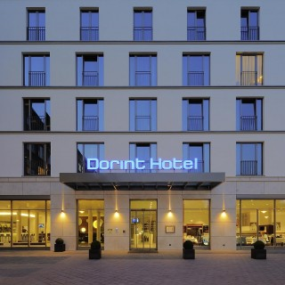 Dorint Hotel Hamburg-Eppendorf / Aussenansicht