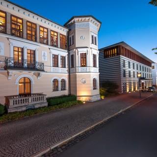 Dorint Hotel in der UNESCO Welterbe Stadt Weimar