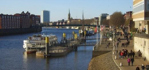 Bremen - Schlachte - Martinianleger