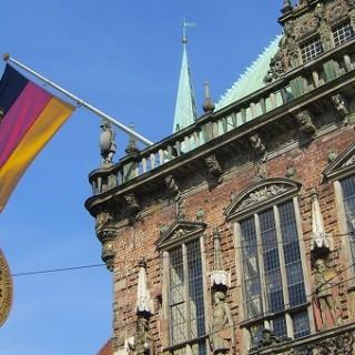 Bremen_Marktplatz - Roland - klein