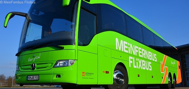 meinfernbus flixbus erweitert sein angebot in weimar. Black Bedroom Furniture Sets. Home Design Ideas