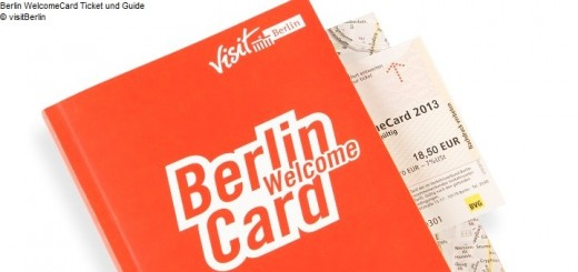 Berlin Welcome Card klein