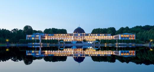 Ansicht des Dorint Park Hotel Bremen