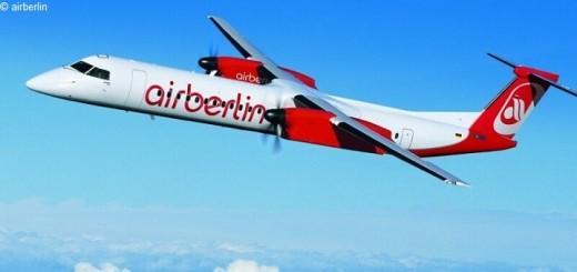 air berlin Q400 sky