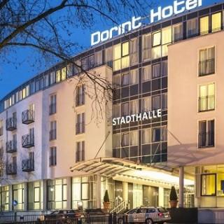 Dorint Kongresshotel Düsseldorf/Neuss  Foto: Pocha & Burwitz - Dorint Hotels & Resorts/Abdruck honorarfrei