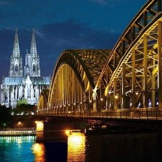 Hohenzollernbrücke - klein