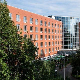 Außenansicht Dorint Hotel An den Westfalenhallen Dortmund