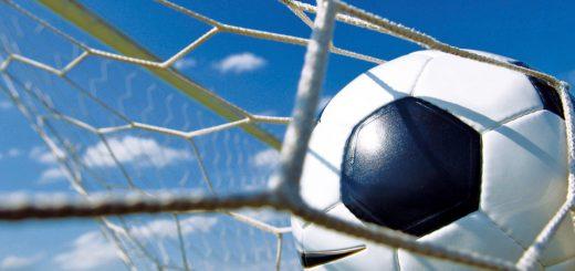 Ein Tor. Es könnte vom Borussia Dortmund sein.