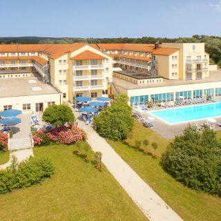 Marc Aurel Spa & Golf Resort in Bad Gögging wird ein Dorint